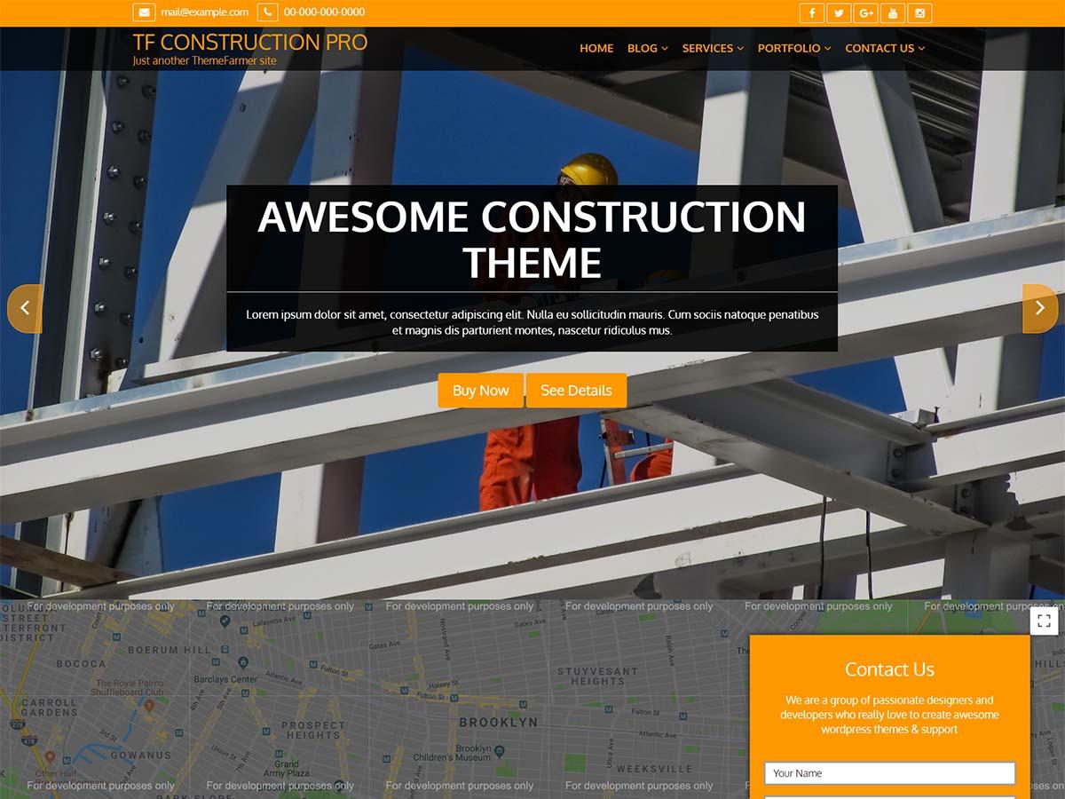 tf construction pro