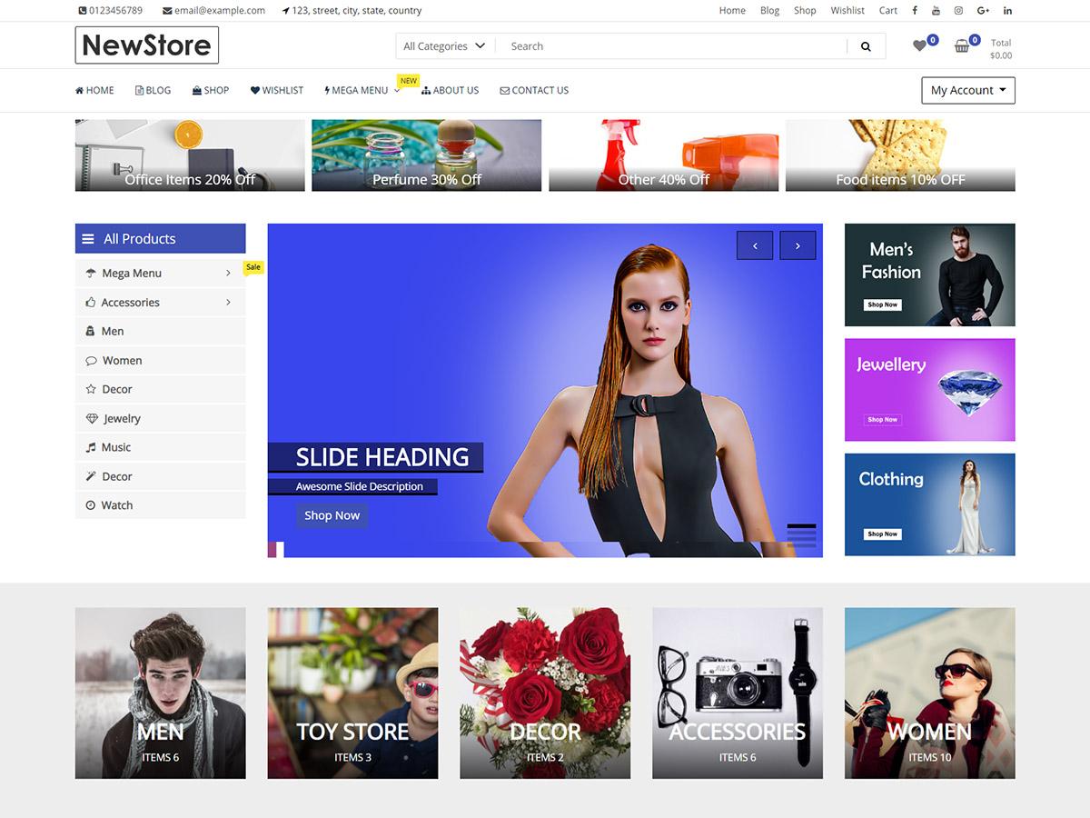 NewStore Pro